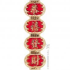 decor signes chinois
