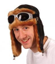chapeau aviateur