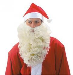 Barbe Père Noël Luxe Naturelle pas cher