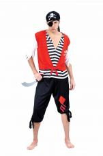 costume pirate homme pas cher