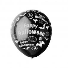 sachet de 10 ballons halloween géant