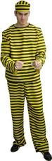 deguisement prisonnier dalton pour homme