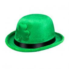 chapeau saint patrick trefle