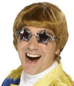 Déguisements Perruque Elton