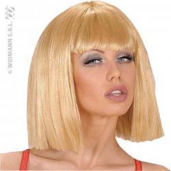 Perruque Blonde Femme Crazy