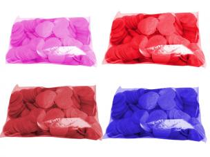 confettis ronds ignifuges pas cher