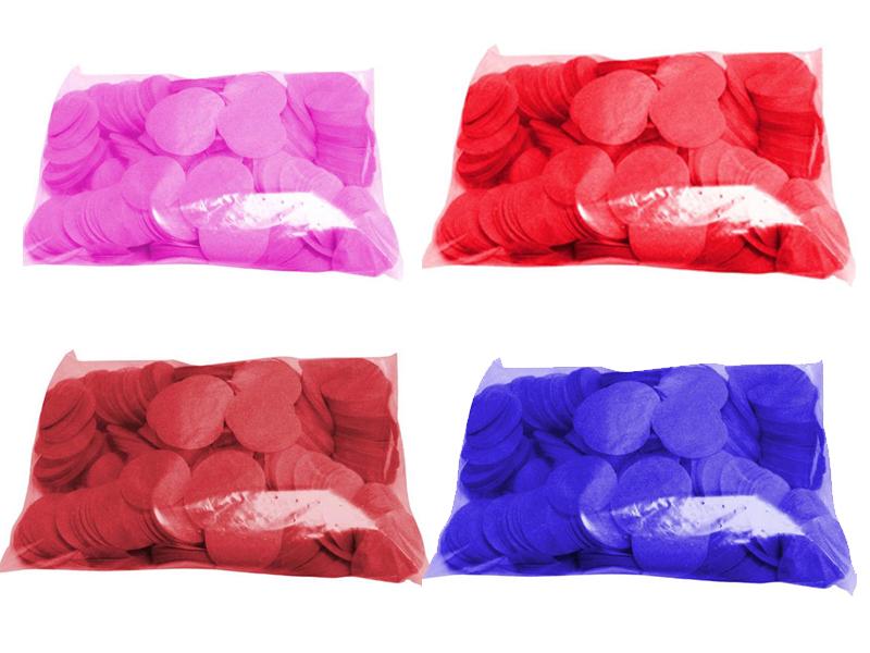 confettis ronds pas cher ignifug s. Black Bedroom Furniture Sets. Home Design Ideas