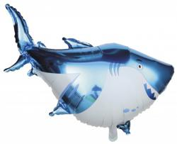 ballon requin en mylar
