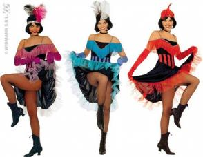 deguisement french cancan