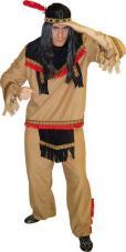 deguisement indien kiowa