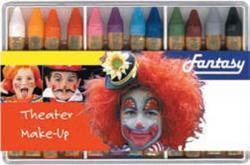Coffret de 12 Crayons à Maquillage pas cher
