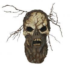 masque l arbre zombie