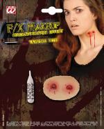 Déguisements Morsure Vampire en Latex