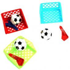 jeu foot cage