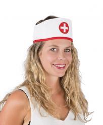 Chapeau infirmière adulte pas cher
