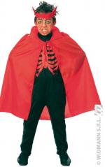 Déguisements Cape Rouge Enfant Halloween