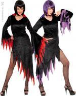 Déguisement Halloween Dark Mistress Velours