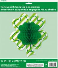 decoration suspendue trefle saint patrick