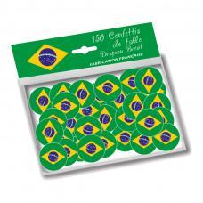 confettis de table bresil
