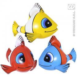 poisson gonflable de 60cm pas cher