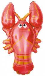 ballon en forme de homard