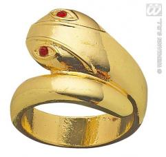 bague egyptienne serpent
