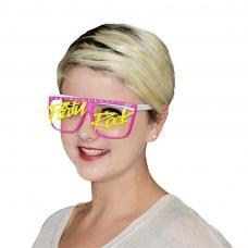 lunettes party rock
