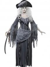 costume fantome princesse pirate