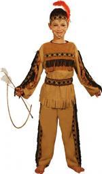 Déguisements Costume Indien Garçon