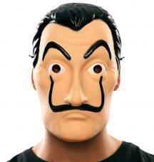 masque de la casa de papel