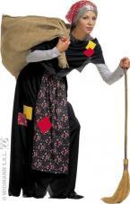 deguisement vieille femme