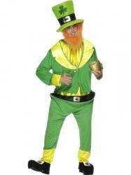 Déguisement Saint Patrick homme Leprechaun pas cher