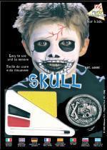 Déguisements Maquillage Halloween Squelette