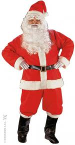 Déguisement Père Noël Américain