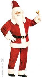 Costume Père Noël Américain