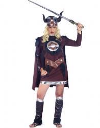 Déguisement Viking femme pas cher