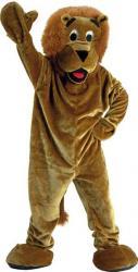 Mascotte Lion Adulte pas cher