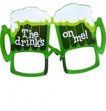 lunette saint patrick chope de biere