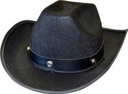 Chapeau Cowboy Noir pas cher