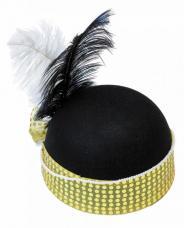 chapeau annees 30 ou charleston