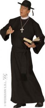 Déguisement Prêtre Camillo Adulte