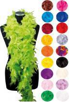 Déguisements Boa Plumes / Plusieurs coloris disponibles