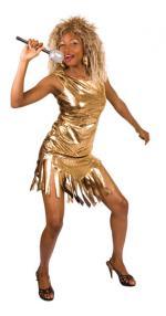 Déguisement Chanteuse Tina Turner