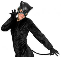 masque de chat pour femme