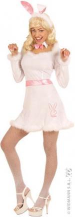 Déguisement Bunny Girl Blanc
