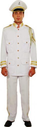 Déguisement Marin Navy homme