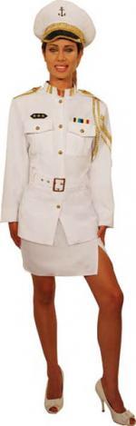 Déguisement Marin Navy Femme