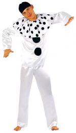 Déguisement Pierrot homme