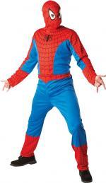 Déguisement Spiderman Adulte Pas Cher