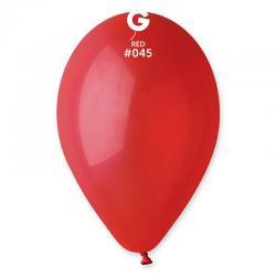 Ballons de baudruche rouge pas cher